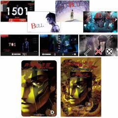 """限定"" DARTSLIVE Card 真・女神転生III NOCTURNE HD REMASTER Ver.A 主题卡片"