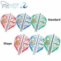 """Fit Flight AIR (薄镖翼)"" COSMO DARTS 野毛骏平 (Shunpei Noge) ver.3 选手款 [Standard/Shape]"