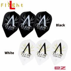 """Flight-L"" EZ DYNASTY A-FLOW Logo [Shape]"