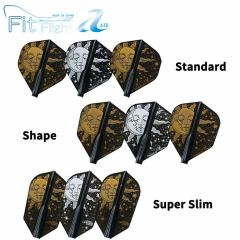 """Fit Flight AIR(薄镖翼)"" Printed Series MOON and SUN 月亮和太阳 [Standard/Shape/Super Slim]"