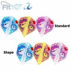 """Fit Flight AIR(薄镖翼)"" Printed Series Puffer Fish 河豚 [Standard/Shape]"