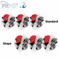 """Fit Flight AIR(薄镖翼)"" Printed Series SAMURAI 武士 [Standard/Shape]"