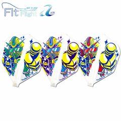"""Fit Flight AIR (薄镖翼)"" COSMO DARTS FB Leung 2 选手款 [Shape]"