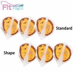 """""""Fit Flight(厚镖翼)"""" Printed Series Hedgehog 刺猬 [Standard/Shape]"""