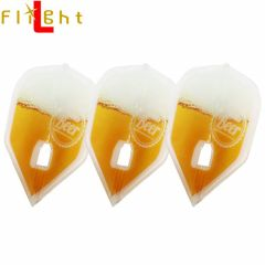 """NATURAL 9"" Flight-L x Love Beer 愛情啤酒 [Shape]"