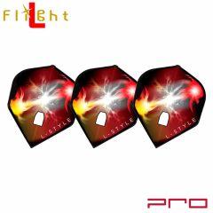 """Flight-L"" PRO Mensur Suljovic ver.1 Type-B 选手款 [Standard]"