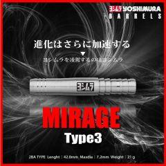 """Yoshimura""  MIRAGE Type3 [2BA] (可订购,2-4天会进货)"