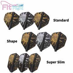"""Fit Flight(厚镖翼)"" Printed Series MOON and SUN 月亮和太阳 [Standard/Shape/Super Slim]"