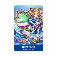 """""""限定"""" DARTSLIVE CARD 卡片 Monster Strike 怪物弹珠 Nostradamus 诺斯特拉达姆斯"""