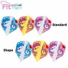 """Fit Flight(厚镖翼)"" Printed Series Puffer Fish 河豚 [Standard/Shape]"